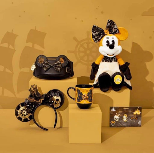 HKDL/SHDS - Minnie Mouse the Main Attraction Series - February (Pirate of the Caribbean)