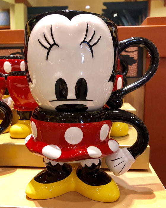 DLR - Face Icon Soup Mug - Minnie