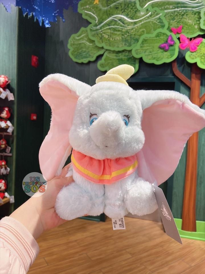 SHDS - Fluffy Pastel Collection - Plush Toy x Dumbo