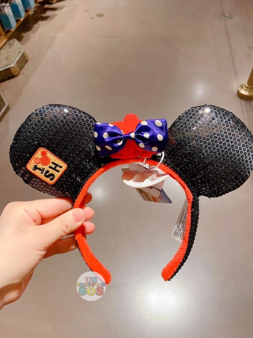 SHDL - I Mickey SH Collection - Minnie Sequin Ear Headband