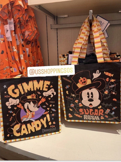 DLR - 🎃 Halloween Time 2020 - Mickey Eco Bag