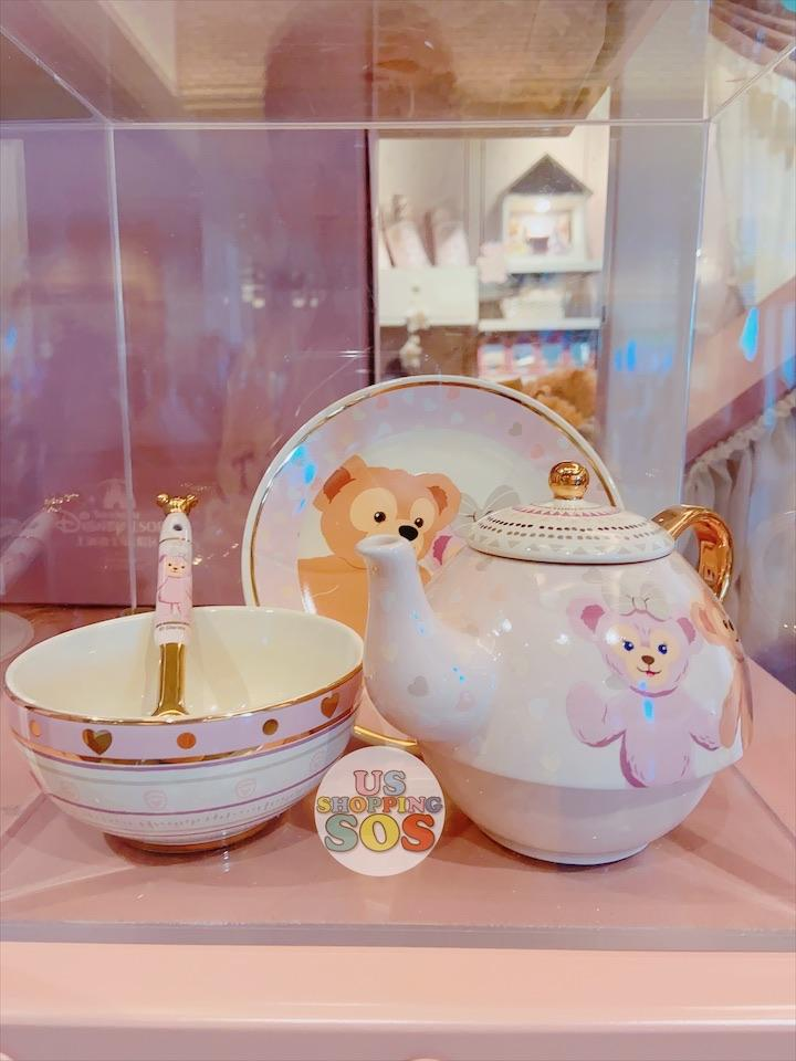 SHDL - Duffy & Friends Cozy Home - Tea Pot & Cup Set with Spoon x Duffy & ShellieMay