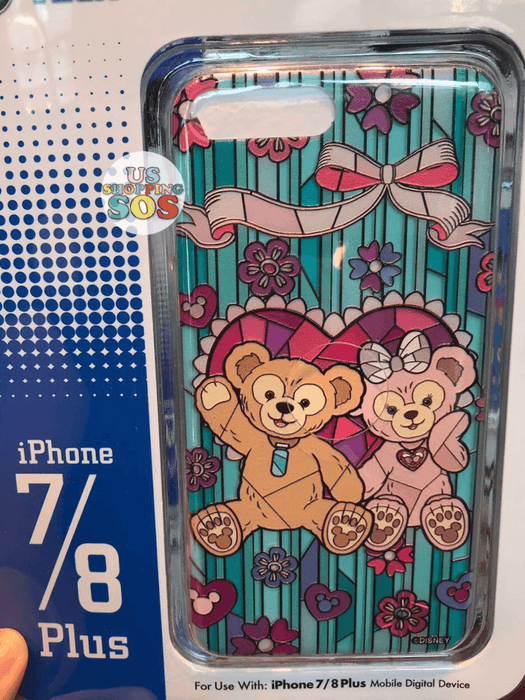 HKDL - iPhone Case Stained Glass Collection - Duffy & Shelliemay