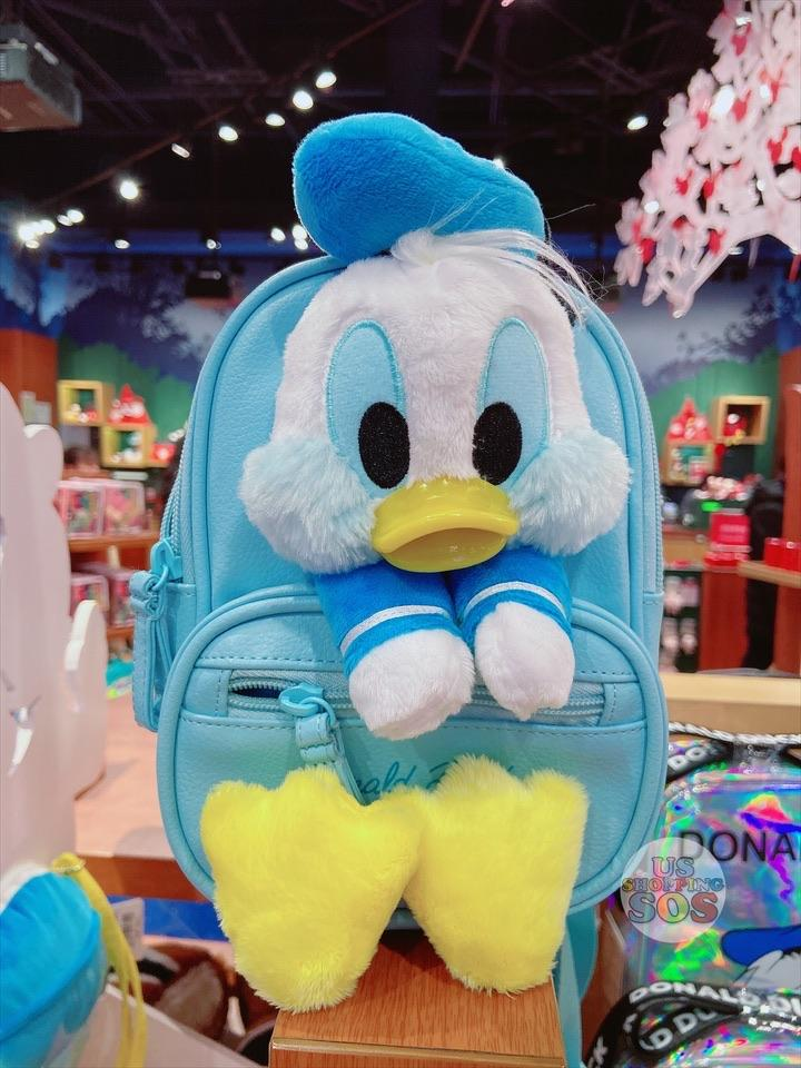 SHDS - Fluffy Pastel Collection - Backpack x Donald Duck
