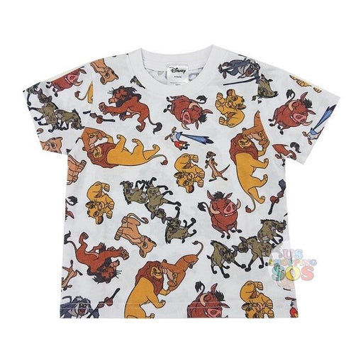 JP x RT  - All Over Printed Tee x Lion King (Kids)