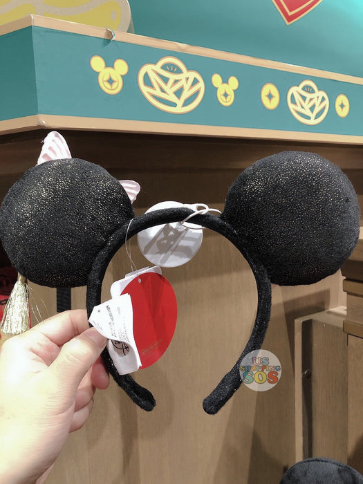 SHDL - Lunar New Year 2020 Collection- Ear Headband x Minnie Mouse