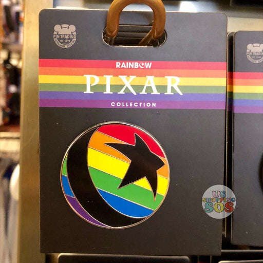 DLR/WDW - Rainbow Collection - Pin Pixar Ball
