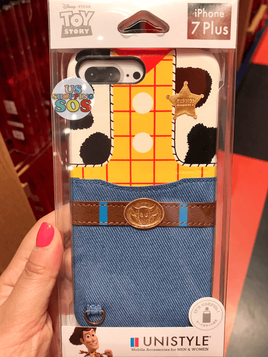 HKDL - Unistyle iPhone 7 Plus Case - Woody