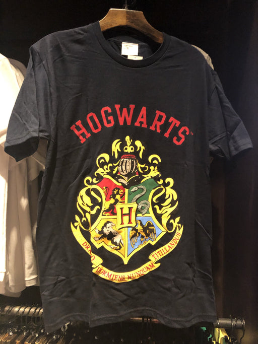 USJ - Harry Potter - T-shirt X Logo (Black)