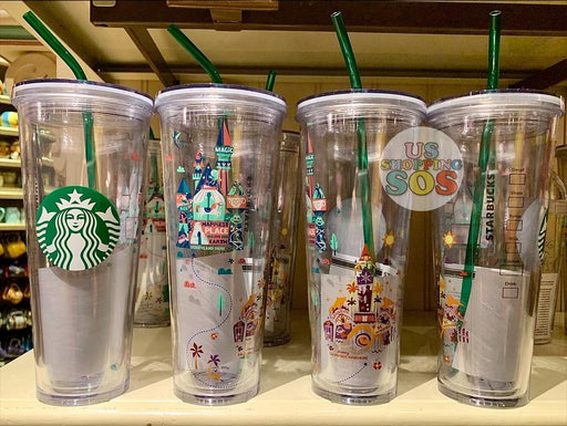 DLR - Starbucks Cold Cup Tumbler (2020)
