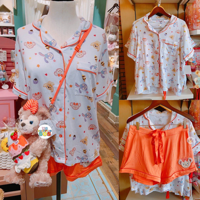"SHDL - ""Sweet Duffy Afternoon Tea Collection"" - Pajama Set For Female x ShellieMay, StellaLou & CookieAnn"