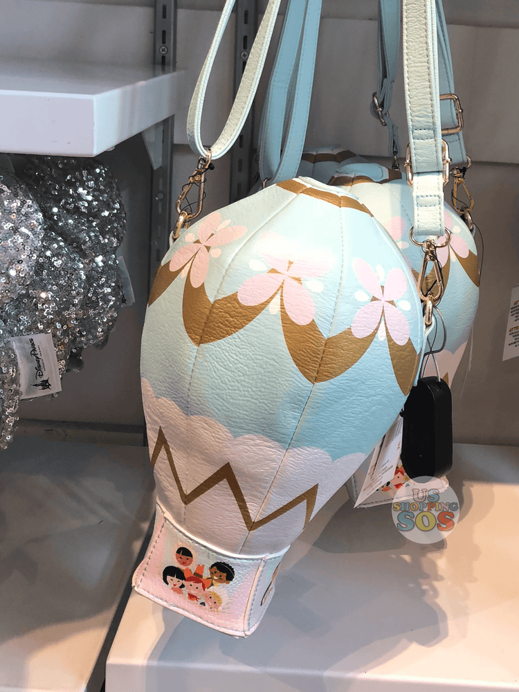 DLR - It's a Small Hot Balloon Crossbody Bag
