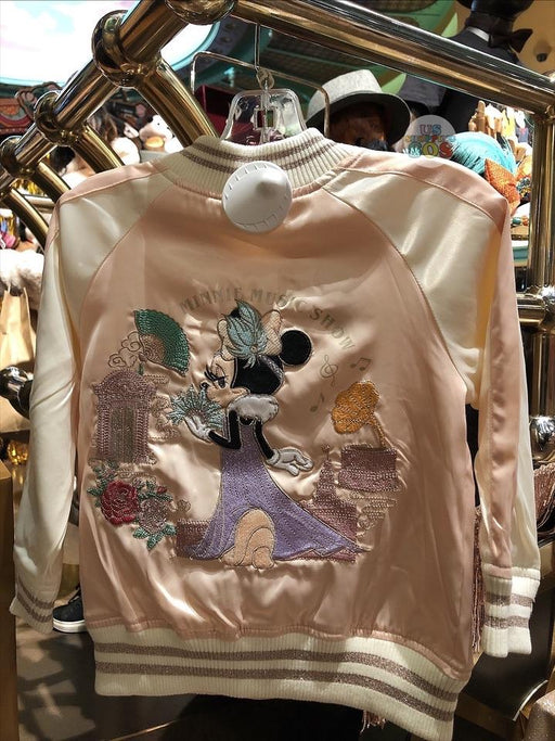 SHDL - The Sound of Shanghai Collection - Souvenir Jackets x Minnie Mouse