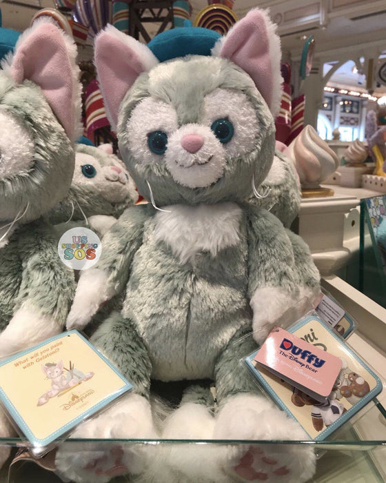 HKDL - Duffy & Friends Plush x Gelatoni (Size S)
