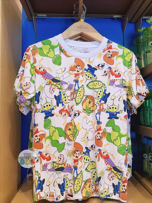 HKDL - All- Over Printed x Toy Story Tee