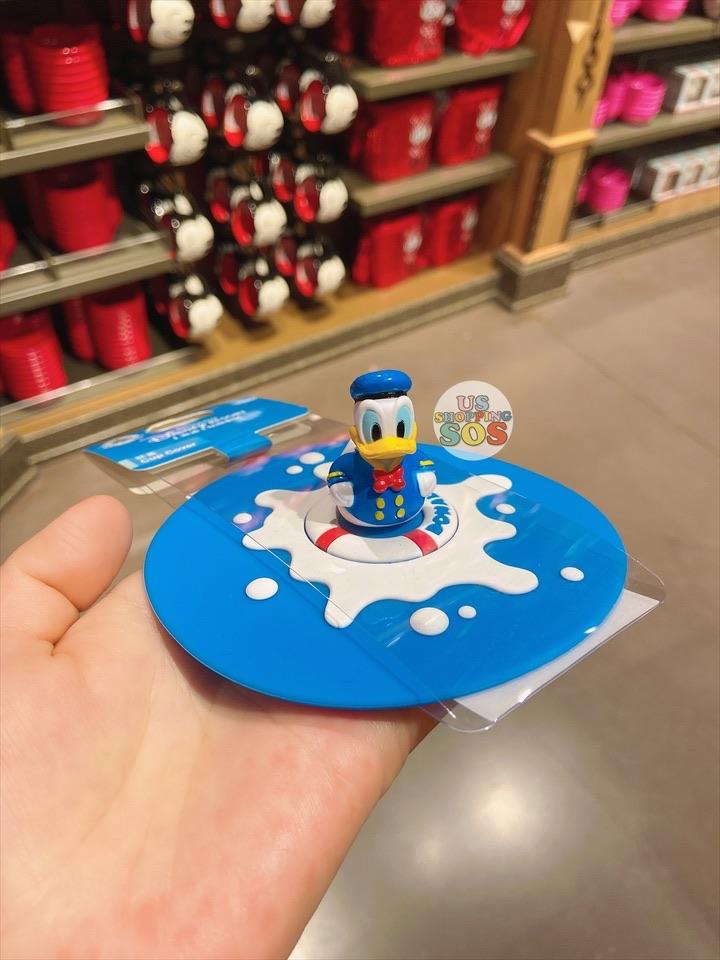 SHDL - Donald Duck Bath Toy Silicone Cup Lid