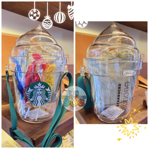 Starbucks China - Starbucks Frappuccino Bucket with Long Strap