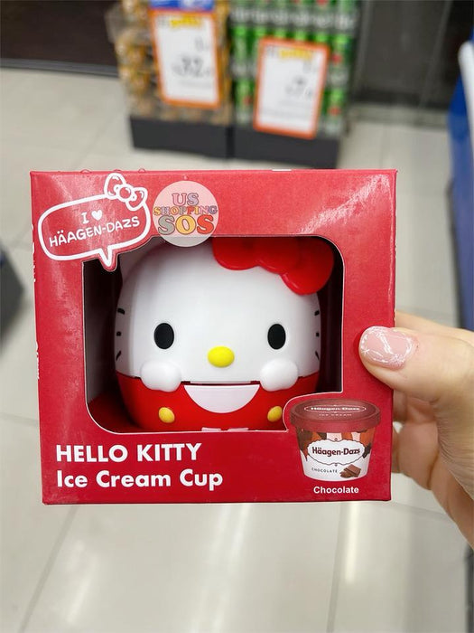 Hong Kong Exclusive - Ice Cream Cup x Hello Kitty