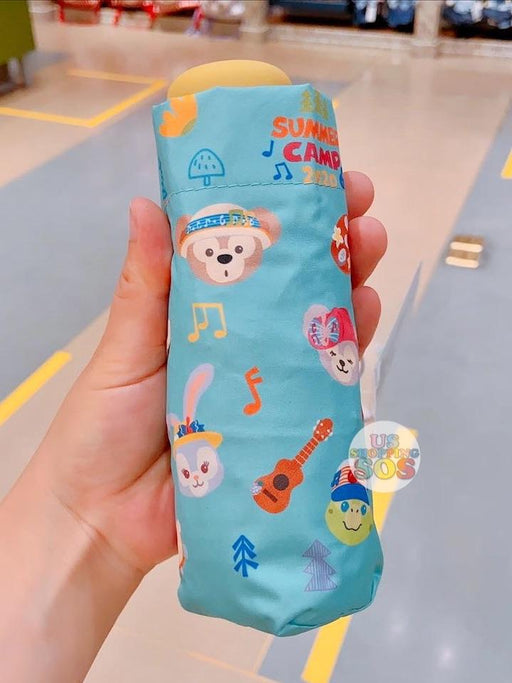 SHDL - Duffy & Friends Summer Camp Collection - Compact Travel Umbrella