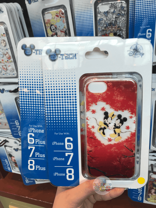HKDL - iPhone Case- Mickey & Minnie Mouse