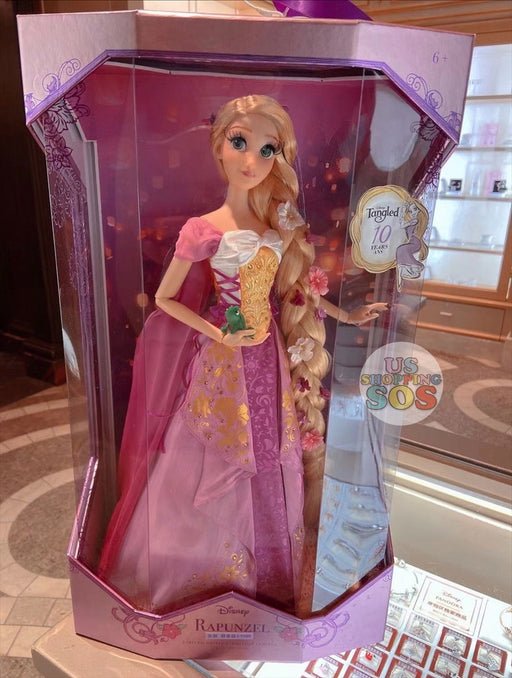 SHDL - Limited Edition Tangled 10th Anniversary LE 5500 Rapunzel Doll