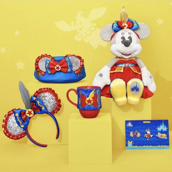 HKDL/SHDS - Minnie Mouse the Main Attraction Series - August (Dumbo the Flying Elephant)
