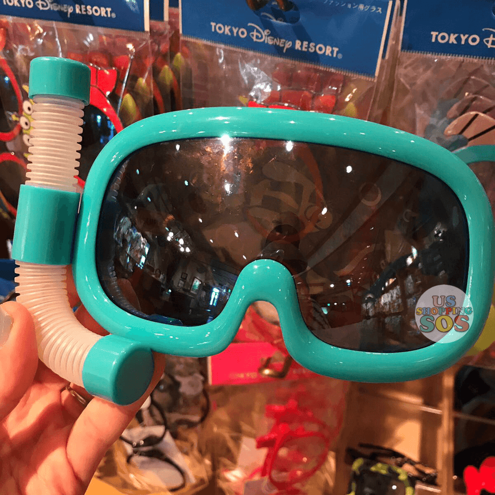 TDR - Nemo & Dory Goggles-Shape Fashion Sunglasses