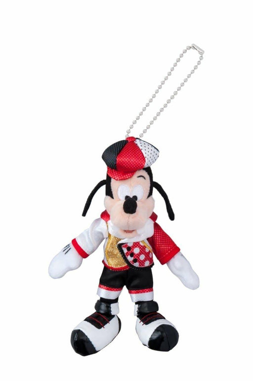 TDR - Very Very MINNIE! - Plush Keychain with Badge x Max Goofy