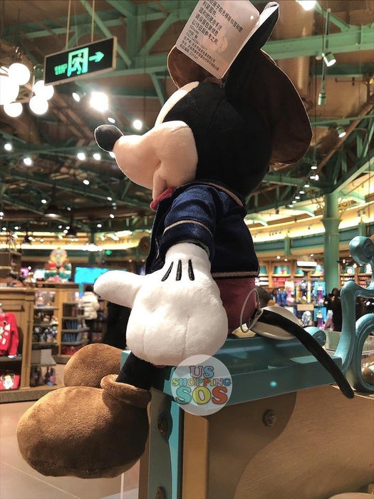 SHDL - The Sound of Shanghai Collection - Plush Toy x Mickey Mouse