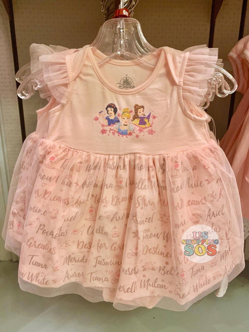 DLR - Disney Princess Baby Dress (Pink)
