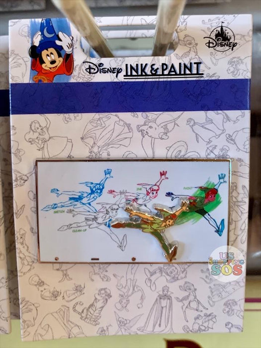 DLR - Ink & Paint - Character Pin - Peter Pan