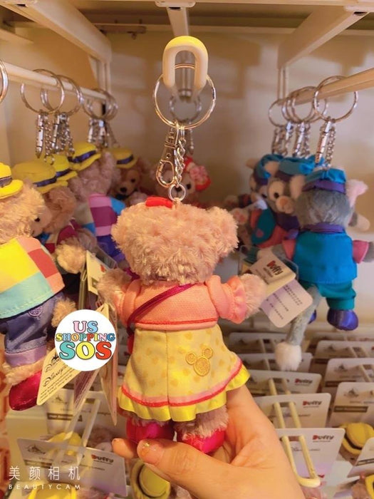 HKDL - Sweet Sweet Love Collection - Plush Keychain x ShellieMay