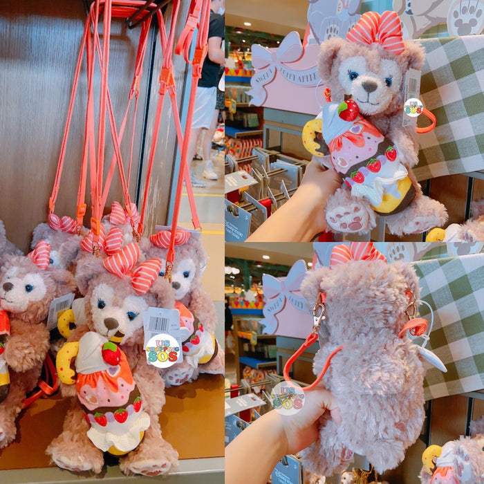 "SHDL - ""Sweet Duffy Afternoon Tea Collection"" - Plushy Long Strap Bag x ShellieMay"