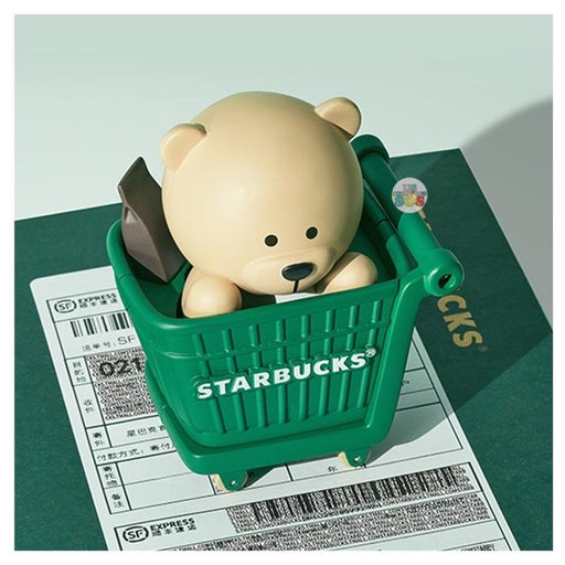 Starbucks China - Bearista Bear Identity Theft Protection Roller Stamp