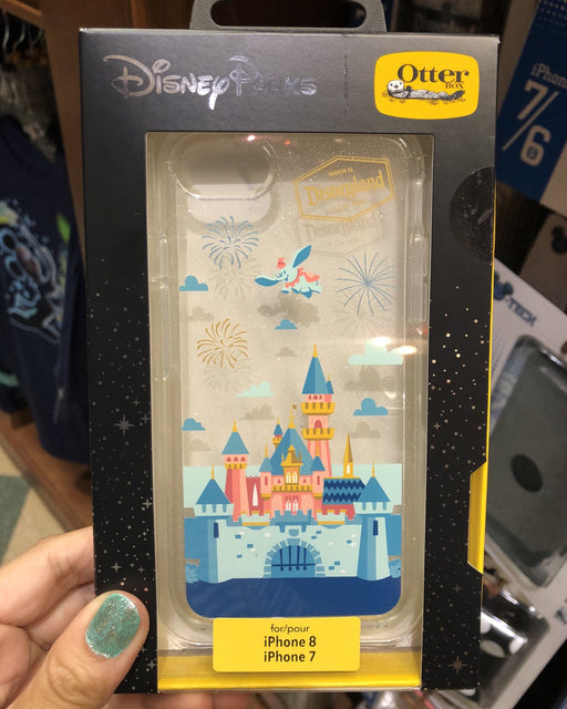 DLR - Otter Box Disneyland iPhone 7/8 Case