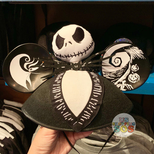 DLR - The Nightmare Before Christmas Ear Hat - Jack Skellington