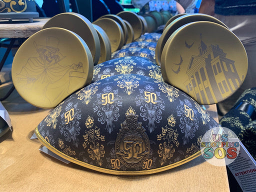 DLR - Haunted Mansion 50th Anniversary - Ear Hat