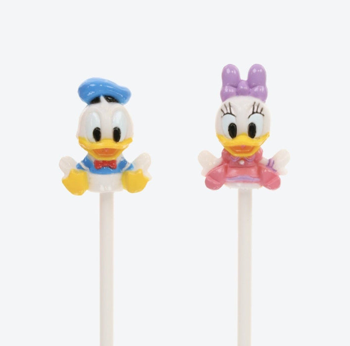 TDR - Food Picks Bento Lunch Accessories x Mickey Mouse & Friends
