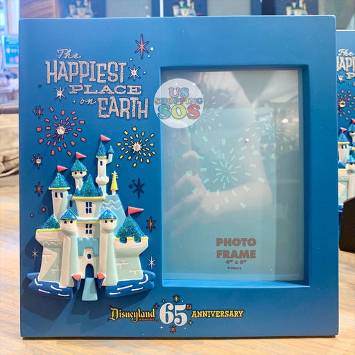 DLR - Disneyland Park 65th Anniversary - Photo Frame