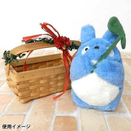 My Neighbor Totoro - Chu Totoro (Holding Leave) Size S Plush