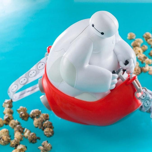 TDR - Happy Ride with Baymax Popcorn Bucket
