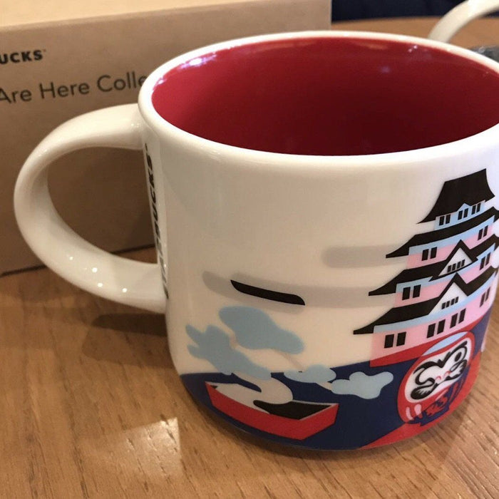 Starbucks Japan - You Are Here Japan Mug 414ml (Original)