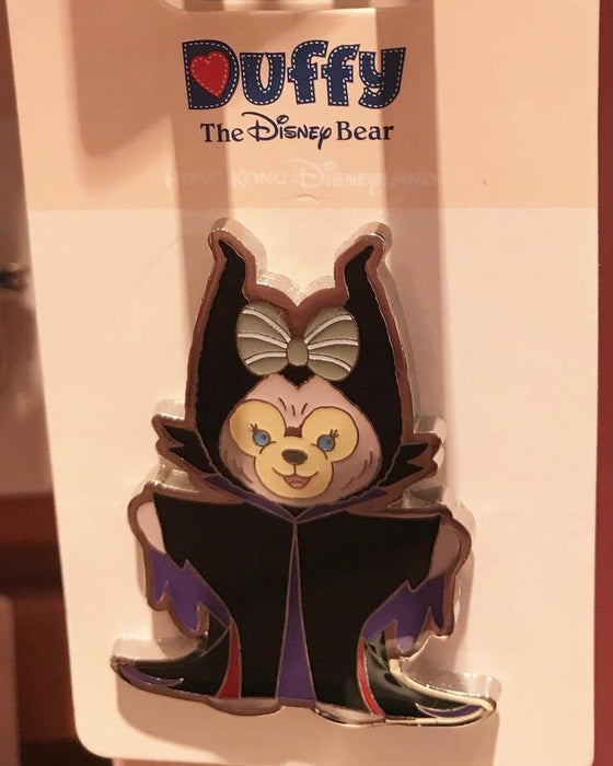 HKDL - Shelliemay in Maleficent Costume Pin
