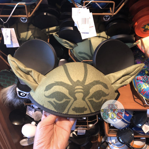 DLR - Star War Yoda Ear Hat
