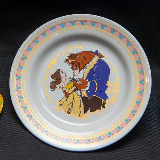 TDR - Enchanted Tale of Beauty and the Beast Collection - Souvenir Dessert Plate