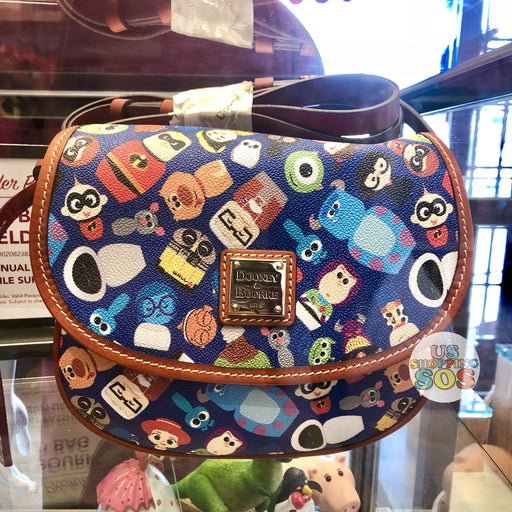 [Last on Hand!!] DLR - Dooney & Bourke Pixar Fest Hallie Crossbody Bag