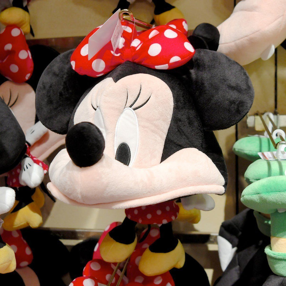 TDR - Big Head Hat x Minnie Mouse