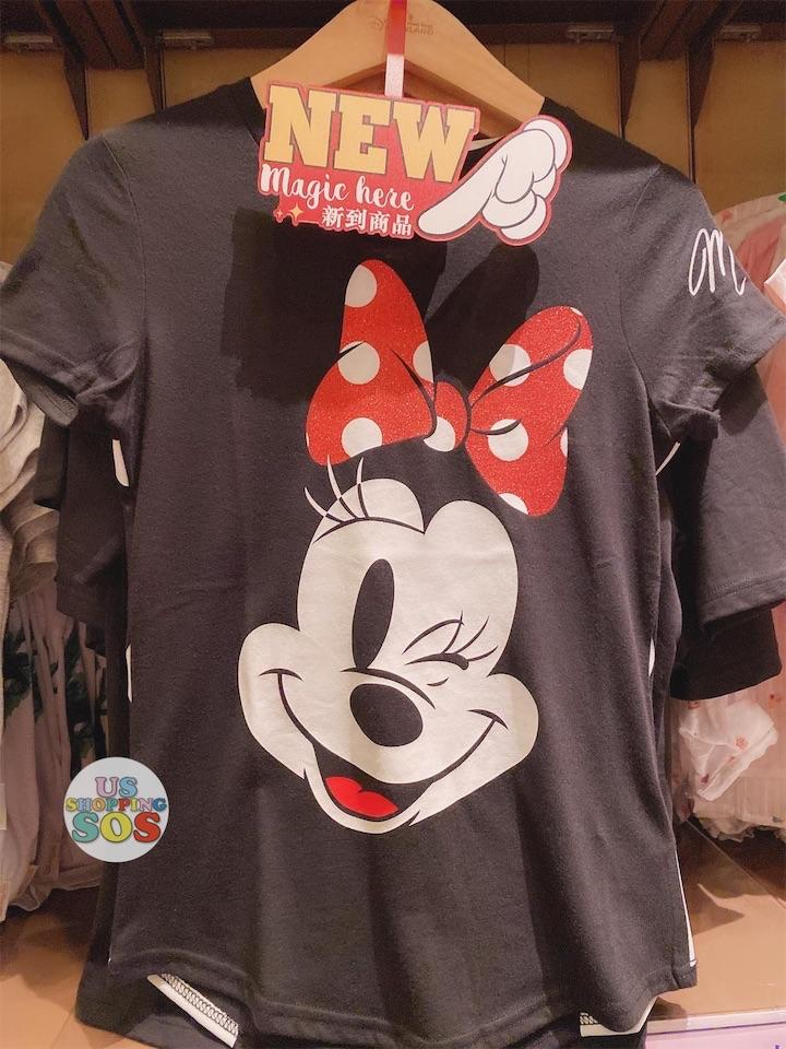 HKDL - Minnie Mouse Dot Tee