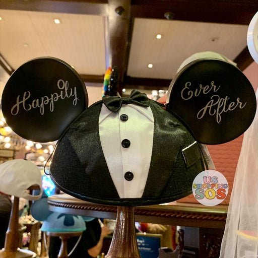 DLR - Happily Ever After Ear Hat - Mickey Groom