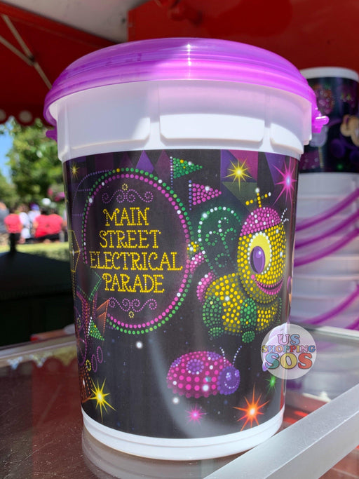 DLR - Main Street Electrical Parade - Popcorn Bucket